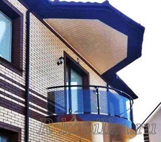 Балкон по фен-шуй