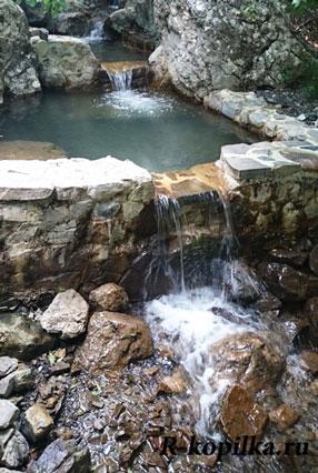 Вода в Фэн-шуй сада