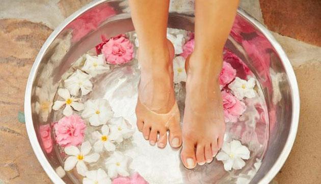 водные процедуры при варикозе ног