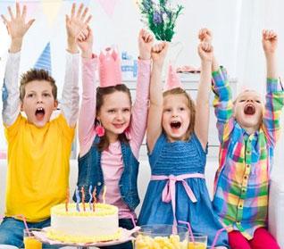 Игры для детей на день рожденя