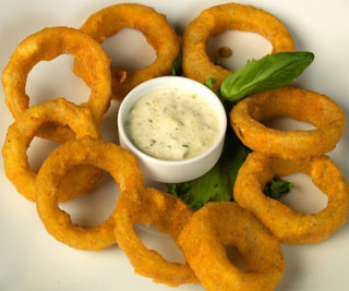 Луковые кольца в кляре рецепт пошагово как чипсы