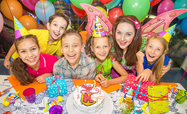 Конкурсы для детей на день рождения 3 7 лет