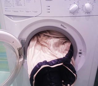 Как отстирать кухонные полотенца в домашних условиях без кипячения