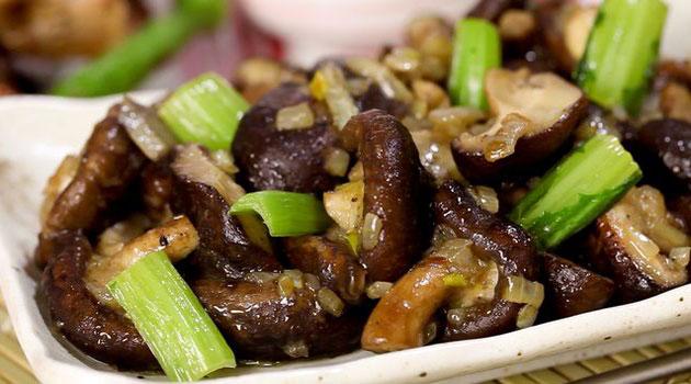 грибы шиитаке польза и вред