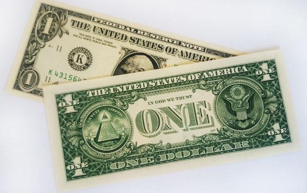 Неразменная банкнота