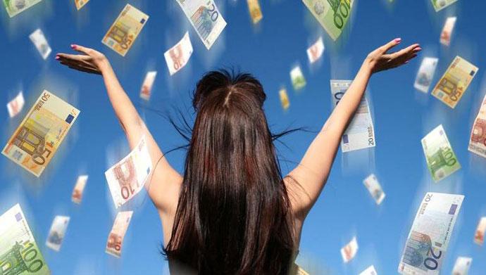 медитация денежный поток