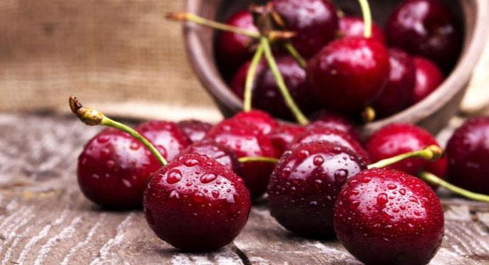 польза вишни для организма человека
