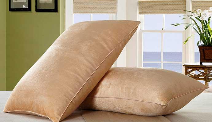 Жесткие подушки для сна