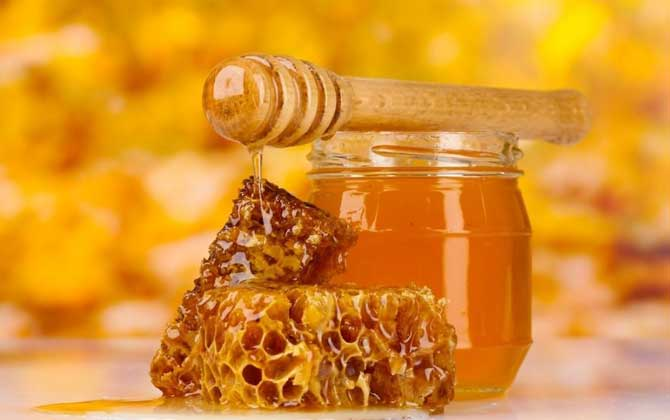 мед до еды