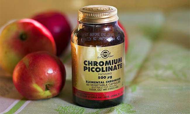 пиколинат хрома для похудения как принимать