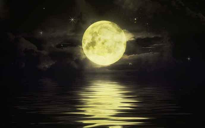 Луна в фен-шуй