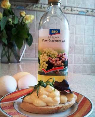 масло из косточек винограда в кулинарии для еды