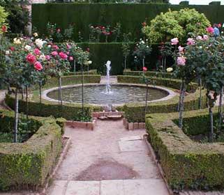 арабский сад