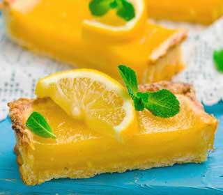 пирог лимонник классический рецепт