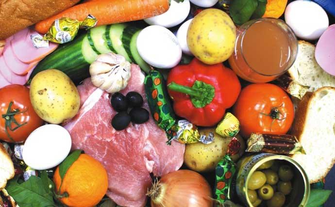 экономия и нормальное питание семьи