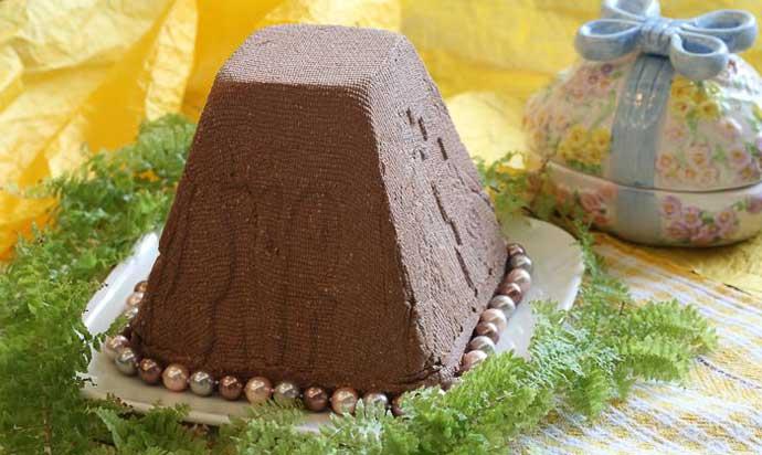 шоколадна пасха