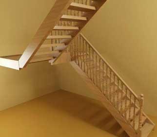 причины скрипа лестницы