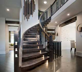материал для деревянной лестницы