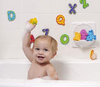 игры в ванне